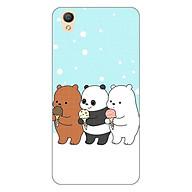 Ốp lưng dẻo cho Oppo Neo 9 (A37) _Panda 03 thumbnail