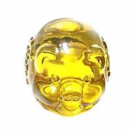 Heo Vàng Phong Thủy Baby - Ý Nghĩa Ấm No - Gia Đình Xung Túc - Đá Thiên Nhiên thumbnail