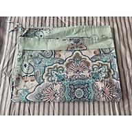 Vỏ gối ôm cotton cao cấp size 35 100cm ( màu ngẫu nhiên ) thumbnail