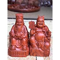 TƯỢNG ÔNG ĐỊA- THẦN TÀI (1 cặp tượng Tài - Địa) thumbnail