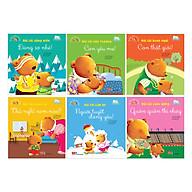 Combo Bé Học Nói Lời Hay (6 Quyển) thumbnail