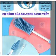 Bộ Cọ Rửa Bình Sữa Silicon Cao Câp 3 Chi Tiết Tiện Lợi Cao Cấp thumbnail