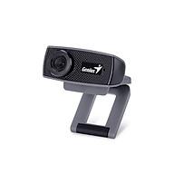 Webcam Genius 1000X HD 720P Black - Hàng Chính Hãng thumbnail