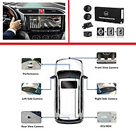 Camera hành trình 360 độ cao cấp Lotusviet chuẩn AHD dành cho tất cả các loại xe ô tô có sử dụng màn hình hiển thị LV-558 - Hàng chính hãng thumbnail