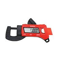 Dụng cụ thước đo độ dài, rộng mini màn hình điện tử cao cấp, tiện lợi 0-12.7mm ( Tặng kèm đèn pin cơ mini bóp tay không sử dụng pin - Giao màu ngẫu nhiên ) thumbnail