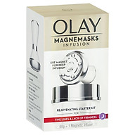 Olay Magnemasks Infusion Rejuvenating Starter Kit 50g thumbnail