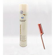 Gôm xịt tóc mềm mugens natural spray 300ml + LƯỢC thumbnail