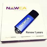 Gia hạn chữ ký số NewCA dành cho Tổ chức gói 1 năm - Hàng chính hãng thumbnail