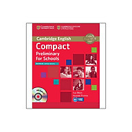 Compact Preliminary for Schools Workbook without Answers with Audio CD thumbnail