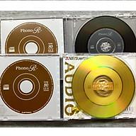 Đĩa CD-R Phono Mitsubishi - Hàng chính hãng (Hộp 5C) thumbnail