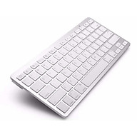 Bàn phím không dây bluetooth mini BK3001.HN cho điện thoại, ipad, máy tính bảng, laptop,...phím bấm có độ bền cao, dễ sử dụng,thiết kế tinh tế, nhỏ gọn và sang trọng, phù hợp với dân văn phòng thumbnail
