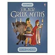 Usborne Sticker Greek Myths thumbnail