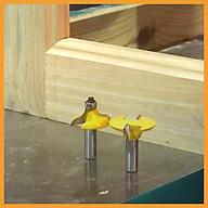 Bộ 2 Mũi Soi Mộng Cửa 1 2 5 8 - Bộ 2 Mũi Soi Mộng Cửa chuyên dùng để ghép gỗ, ghép mộng cửa ghép bén khít, chắc chắn thumbnail