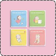 Làm quen với cuộc sống cùng Tengu - Combo 4 cuốn Ehon Nhật Bản cho bé 0-6 tuổi thumbnail