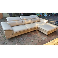 Sofa da phòng khách cao cấp MS001 2M8 thumbnail