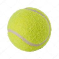Quả bóng (banh) Tennis luyện tập thumbnail