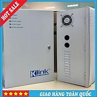 Bộ chuyển nguồn và cấp nguồn dự phòng tự động cho hệ thống camera giám sát 16 cổng ra UPS Klink-Hàng chính hãng thumbnail