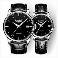 Đồng hồ đôi Kassaw K858-5 chính hãng Thụy Sỹ thumbnail