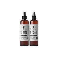 COMBO 2 Chai Nano Bạc tinh khiết làm sạch da từ bên trong ngừa mụn kháng viêm,giảm thâm, mờ sẹo (2 Chai 250ML) thumbnail