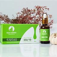 Tinh dầu tỏi Bạch Dương Organic 30ml thumbnail