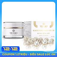 Kem dưỡng trắng da mặt Truesky chiết xuất ngọc trai hồng y dạng lotion chính hãng 10g - Whitening Face Cream thumbnail