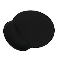 Wrist Rest Mouse Pad Memory Foam Ergonomic Design Office Mouse Pad with Non-slip Wrist Support thumbnail