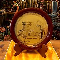 Đĩa đồng để bàn, chợ Bến Thành -1914 thumbnail