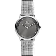 Đồng hồ Nữ Danish Design dây thép không gỉ 33mm - IV64Q1258 thumbnail