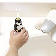 Bàn chải đánh răng điện trẻ em Megaten Sonic Kids mẫu chim Cánh cụt thumbnail