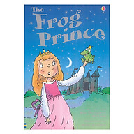 Usborne Young Reading Series One The Frog Prince + CD thumbnail