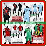 Áo đá bóng đá banh nhiều mẫu HOT (hàng Sài Gòn) thumbnail
