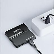 Bộ Chia HDMI 1 Ra 2 Cổng UNITEK V116A Hỗ Trợ 4K Cao Cấp AZONE - Hàng Chính Hãng thumbnail