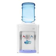 Cây nước nóng lạnh mini văn phòng máy nước để bàn dễ dàng sử dụng, vô cùng tiện ích thumbnail