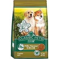 Đồ Ăn Cho Chó Con Classic Pets Hương Vị Sữa thumbnail