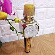 Micro kèm loa Bluetooth Karaoke SD-10, Âm thanh thuẩn , nhiều chế độ điều chỉnh thumbnail