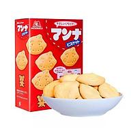 Bánh Ăn Dặm Mặt Cười Morinaga Nội Địa Nhật Bản 7 Tháng thumbnail