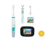 Bộ bàn chải tập đánh răng Premium cho bé từ 3 tuổi Marcus & Marcus - Ollie thumbnail