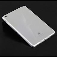 Ốp lưng silicon dẻo trong suốt dành cho iPad Air, iPad 5 thumbnail