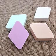 Mút trang điểm hình thoi chất liệu mềm mại , Bông trang điểm, Dụng cụ trang điểm (KHUYẾN MÃI 3 NGÀY) màu ngẫu nhiên thumbnail