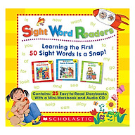 Sight Word Readers Box Set With Cd (Student Pack) thumbnail