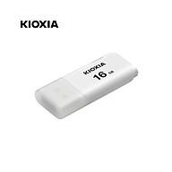 KIOXIA U202 32GB U Disk Portable Mini USB2.0 Office USB Flash Drive for PC Laptop White thumbnail