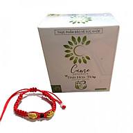 Thực phẩm chức năng Trà hỗ trợ giảm cân Came japonica hộp 10 gói 10gr mẫu mới + Tặng kèm vòng phong thủy Cực Chất thumbnail