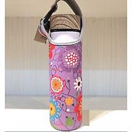 Túi Đựng Bình Giữ Nhiệt 450ml Nhiều Họa Tiết (giao màu ngẫu nhiên) thumbnail