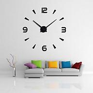 Đồng hồ trang trí treo tường - gắn tường sáng tạo loại lớn 3D DH012 thumbnail