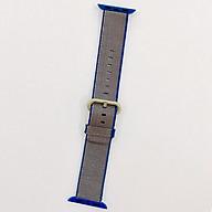 Dây đeo cho Apple Watch hiệu XINCUCO Canvas (size 38 mm) - hàng nhập khẩu thumbnail