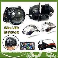 Đèn Bi-Xenon 12V 35W cho ô tô siêu sáng - Đèn ô tô Xenon 35W Green Networks Group ( 1 Bộ ) thumbnail