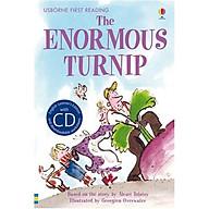 Usborne The Enormous Turnip + CD thumbnail