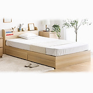 Giường ngủ cao cấp Infiniti - Thương hiệu alala.vn (1m2x2m) thumbnail