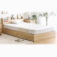 Giường ngủ cao cấp Infiniti - Thương hiệu alala.vn (1m6x2m) thumbnail