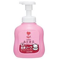 Sữa tắm trẻ em Arau Baby 450ml thumbnail